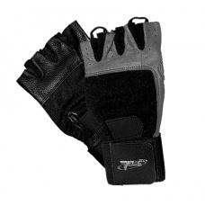 Перчатки классические с ремешками