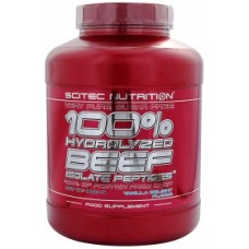 Scitec Nutrition 100% Hydrolyzed BEEF Isolate Peptides