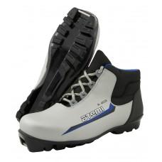 Ботинки лыжные A-403 Blue SNS 846