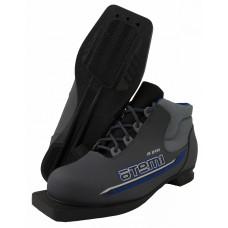Ботинки лыжные A-210 Blue 75 мм 855