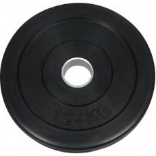 Диск обрезиненный 1,25 кг