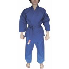 Кимоно для дзюдо ATEMI PJU-302 (синее)