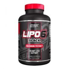 Lipo-6 Black New