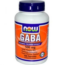GABA 500 мг with B-6