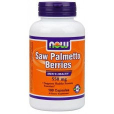 Saw Palmetto 550 mg