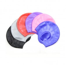 Шапочка для плавания Ear Guard Silicone