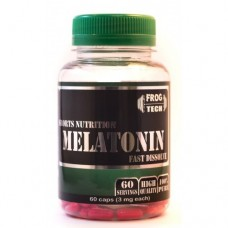MELATONIN 60 капсул(3 мг в капсуле)