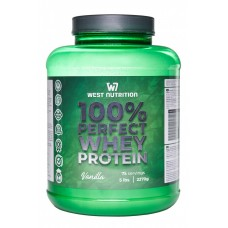 West Nutrition Perfect 100% Whey Protein 2,27 kg  (vanilla)