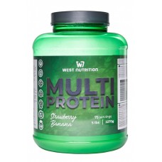 Multiprotein 2,27 kg  (strawberry - banana)