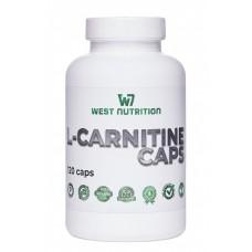West Nutrition L-carnitine caps 120 caps