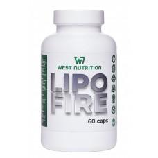 West Nutrition Lipofire  60 caps