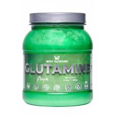 West Nutrition Glutamine 500 g  (grape)