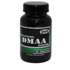 DMAA HARD (hardcore concentrate) 30 капсул