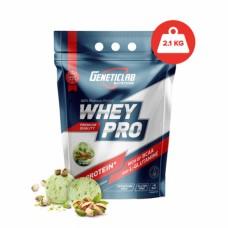 Сывороточный протеин Geneticlab WHEY PRO (100% WHEY) 2100г