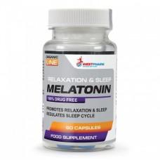 WestPharm Melatonin                        60 капс/5мг