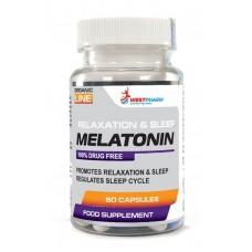 WestPharm Melatonin                        60 капс/10мг