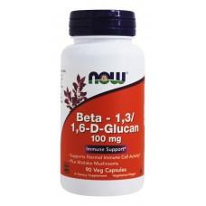 Beta 1,3/1,6-D- Glucan, 90 vcaps