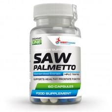 WestPharm Saw Palmetto, 60капс/320мг