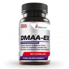 WestPharm DMAA-EX, 60капс/450мг