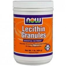 NOW LECITHIN GRAN 1 LB (500 ГР.)