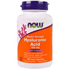 Hyaluronic Acid 100Mg 2XPlus, 120 vcaps