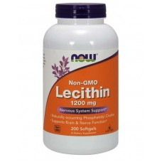 LECITHIN 1200mg  200 SGELS