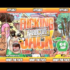 Пробник Fucking Jack Hardcore WTF LABZ,  вкус (яблочная газировка)