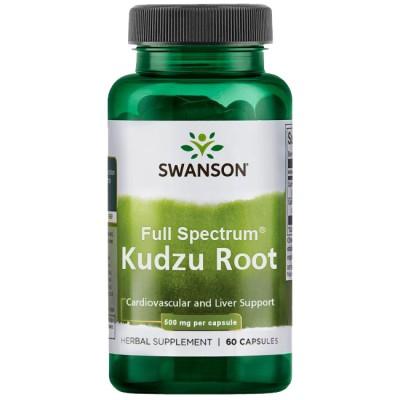 Kudzu Root 500 mg, 60 caps