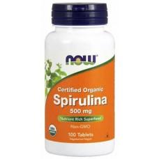 ORG Spirulina 500 mg, 100 tabl