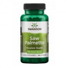 Swanson SAW PALMETTO 540 MG 100 CAPS