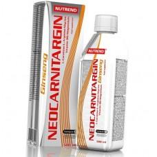 Nutrend Neocarnitargin + Ginseng Nutrend (500 мл) NT81860