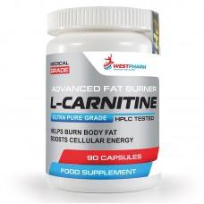 WestPharm L-Carnitine,                                 90 капс/500мг