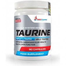 WestPharm Taurine, 90капс/500мг