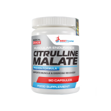 WestPharm Citrulline Malate 90капс/500мг