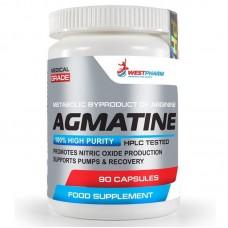 WestPharm Agmatine, 90капс/500мг