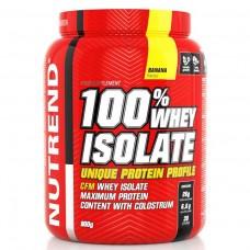 Nutrend 100% Whey Isolate (900 г) банан NT81805