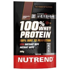 Nutrend 100% Whey Protein (500 г) Бисквит NT81318