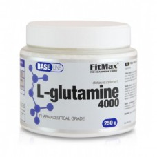 Fit Max Base L-glutamine 4000, 250 гр.