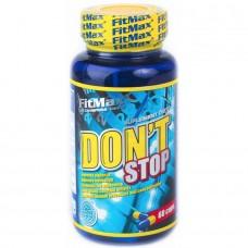 Fit Max Don't Stop 60 caps