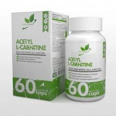 NaturalSupp Ацетил L-Carnitine 60 капс.