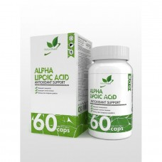NaturalSupp Альфа Липоевая Кислота 300 мг/капс. 60 капс.