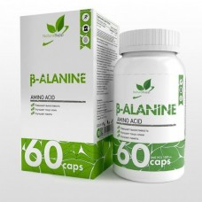 NaturalSupp Beta-alanine 60 капс.