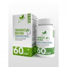 NaturalSupp Гинкго Билоба Экстракт 60 капс. (120 мг/капс.)