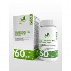 NaturalSupp Глюкозамин + Хондроитин + МСМ 60 капс.