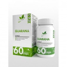 NaturalSupp Гуарана 60 капс. 700мг/капс.