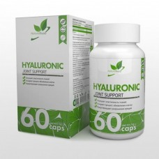 NaturalSupp Hyaluronic Acid 60 капс.100 мг/капс.