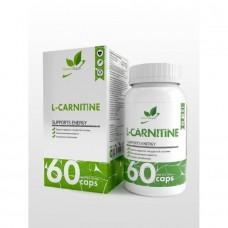 NaturalSupp L-Carnitine Tartrat 60 капс.