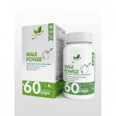 NaturalSupp Male Power (для мужского здоровья) 60 капс.