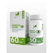 NaturalSupp Maximal Vision 60капс.