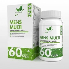 NaturalSupp ВитаМен 60 капс.(мужские витамины)